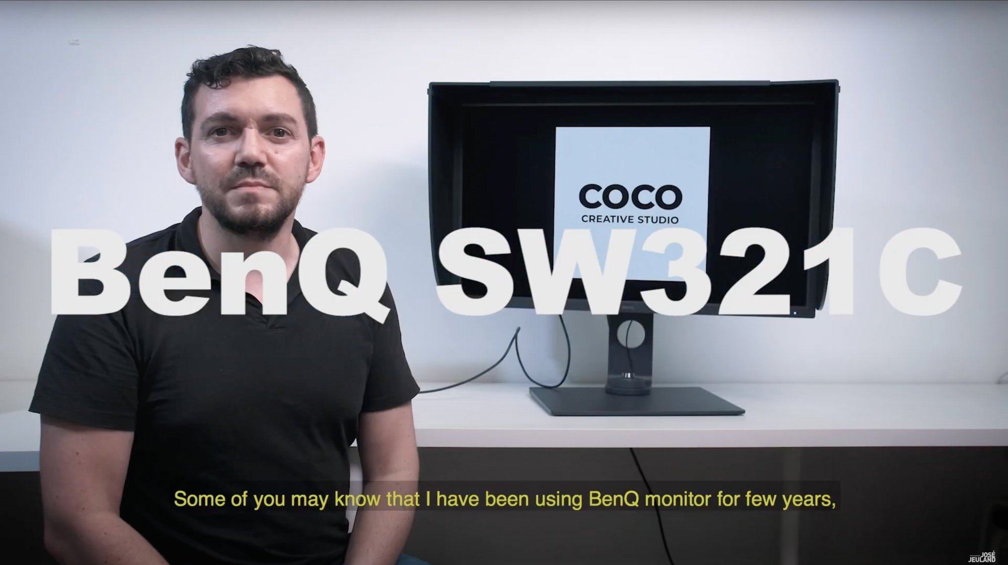 BenQ SW321C Monitor Review (Video)