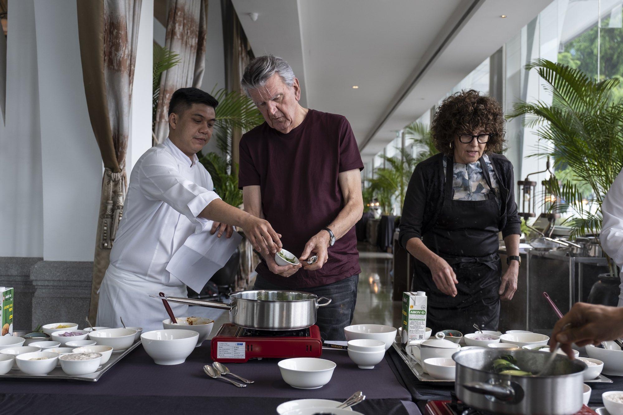 Event photography hotel restaurant Singapore Asia photographer Jose Jeuland