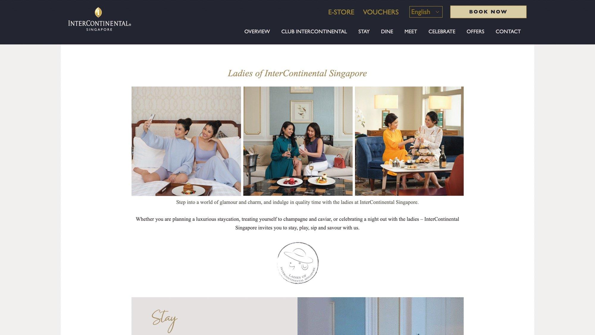 InterContinental Hotel Singapore Media Feature Hospitality Photography Jose Jeuland-17