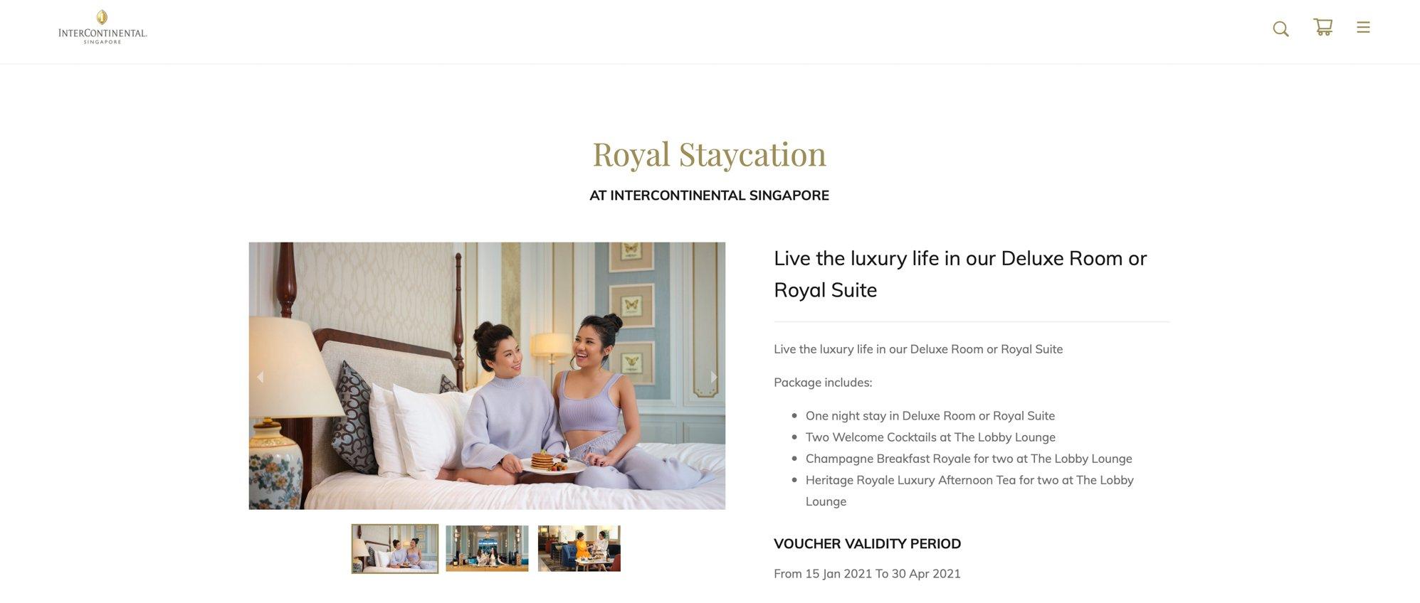 InterContinental Hotel Singapore Media Feature Hospitality Photography Jose Jeuland-29