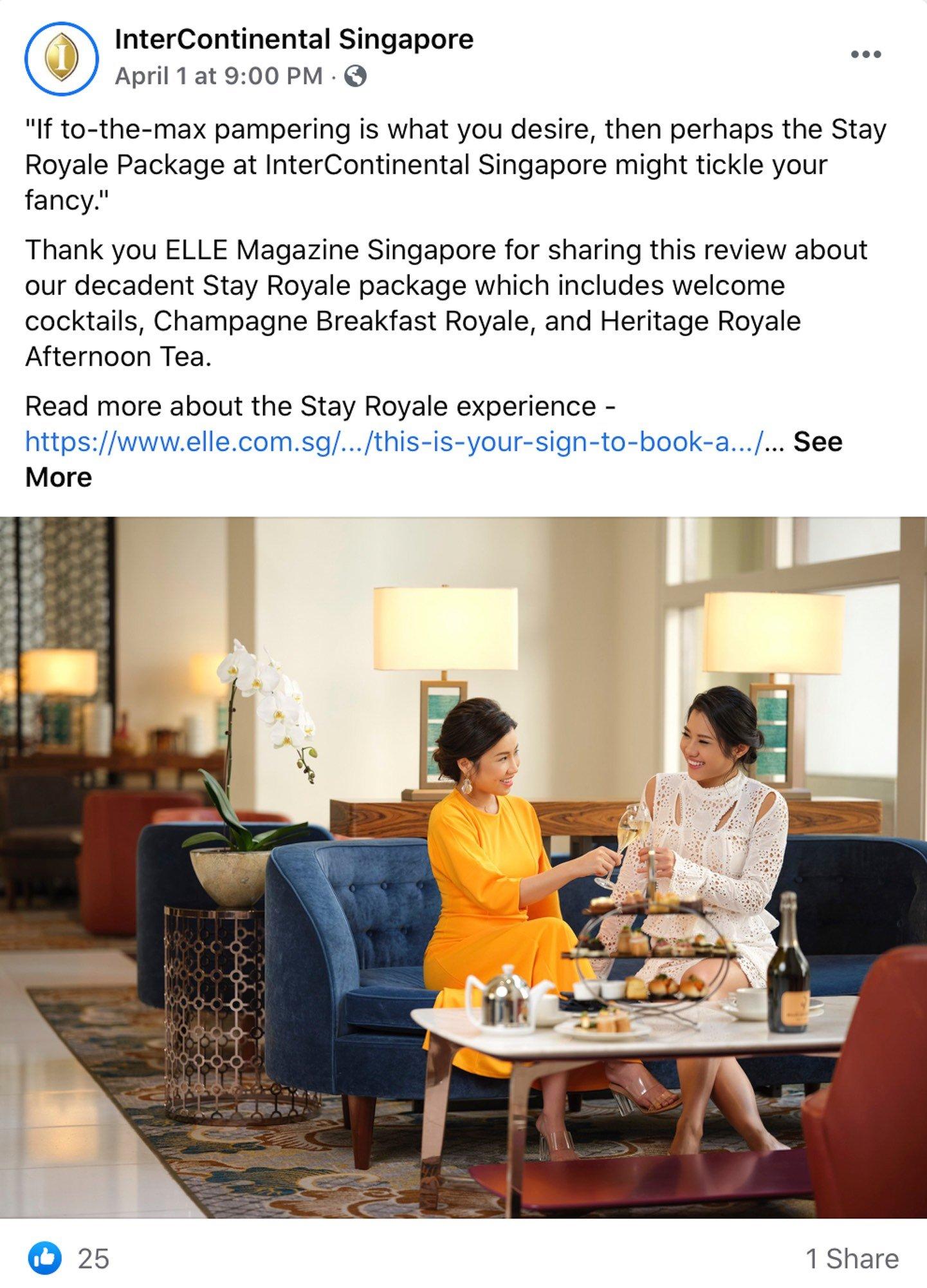 InterContinental Hotel Singapore Media Feature Hospitality Photography Jose Jeuland-42