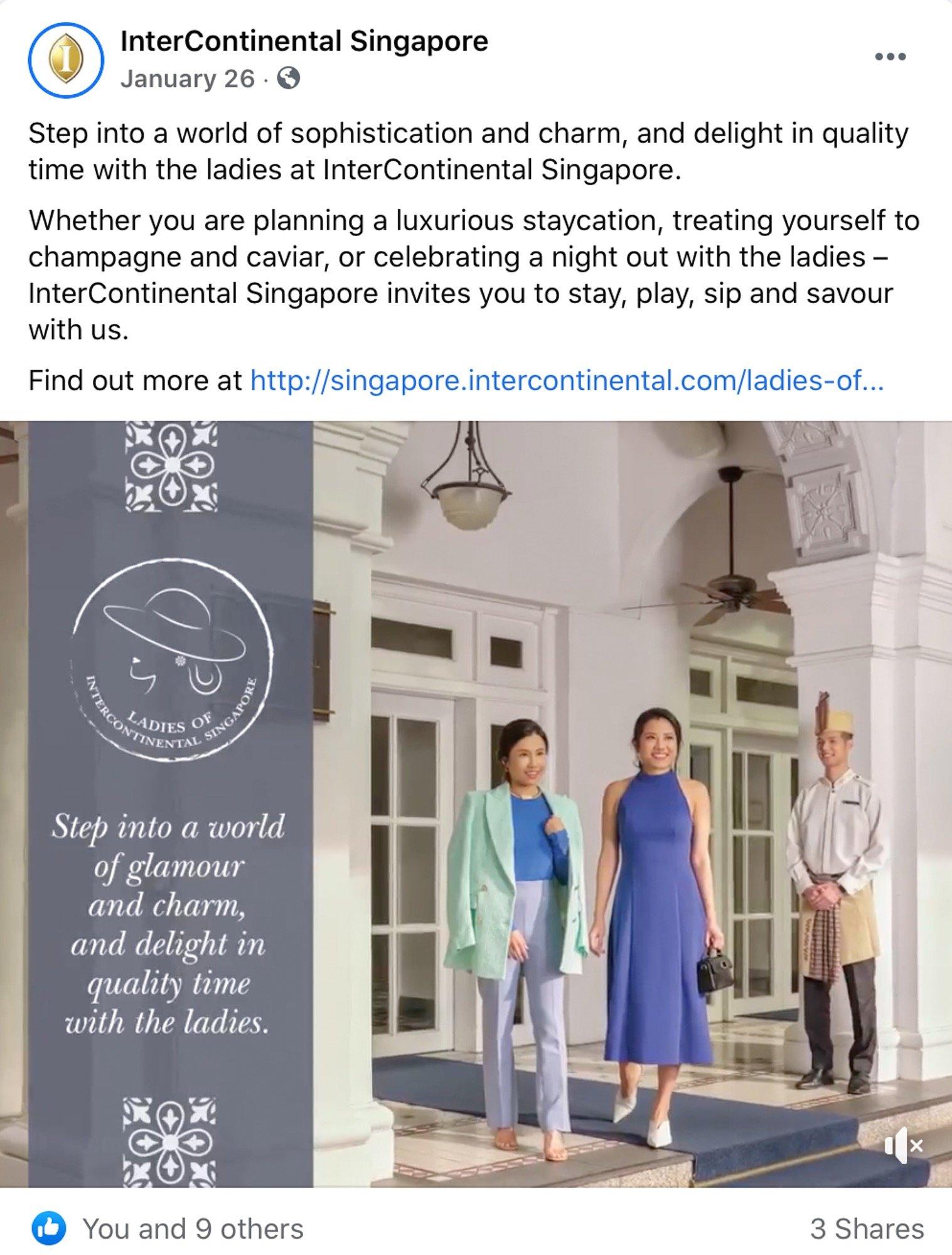 InterContinental Hotel Singapore Media Feature Hospitality Photography Jose Jeuland-46