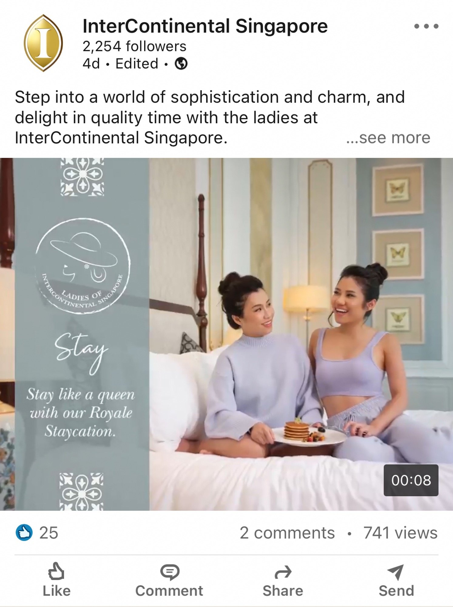 InterContinental Hotel Singapore Media Feature Hospitality Photography Jose Jeuland-49