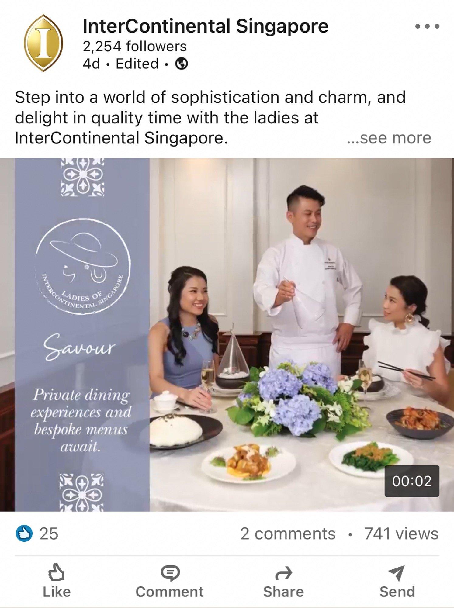 InterContinental Hotel Singapore Media Feature Hospitality Photography Jose Jeuland-51