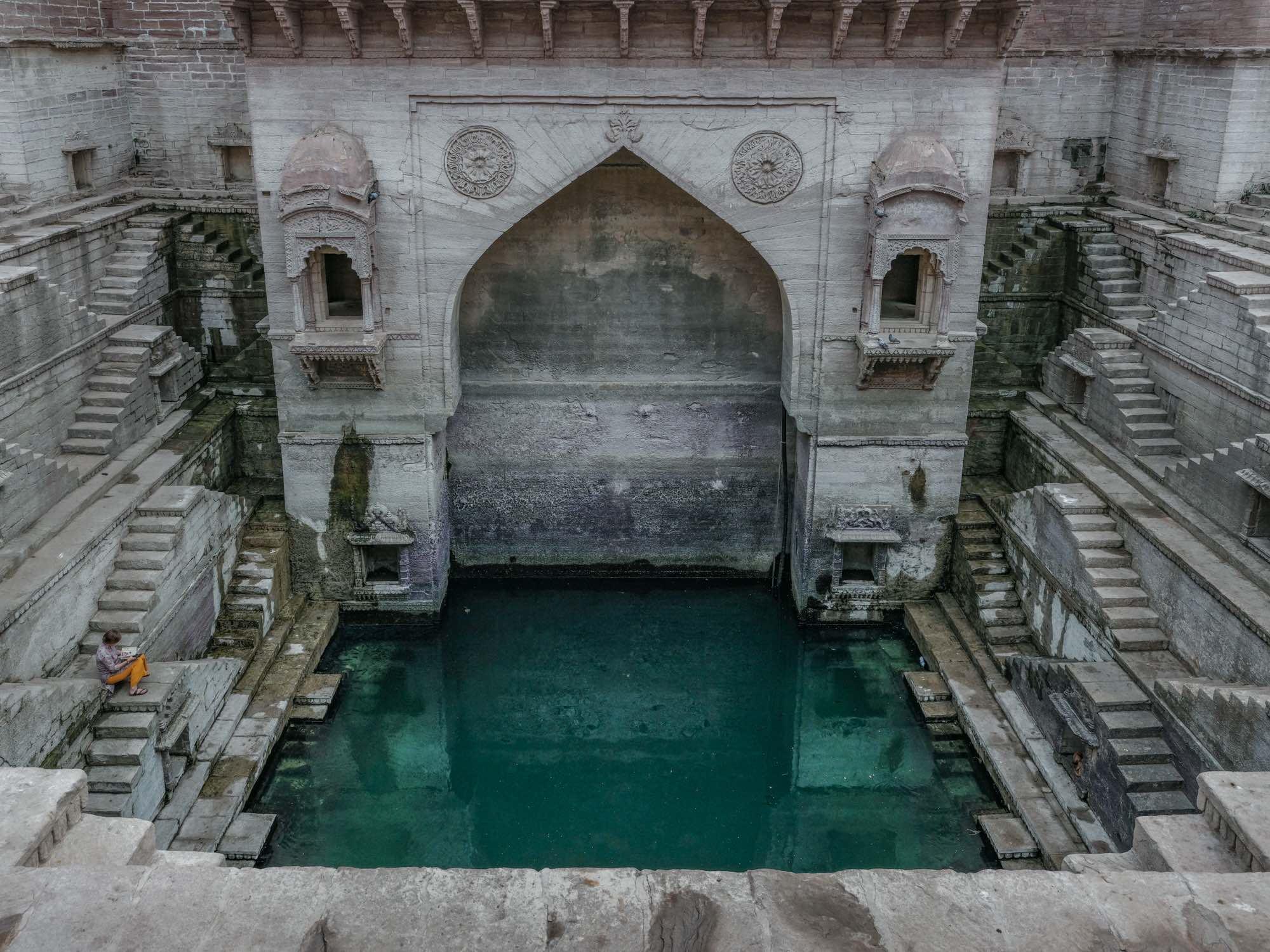 Jodhpur Blue City Travel Documentary Photography India Jose Jeuland 1