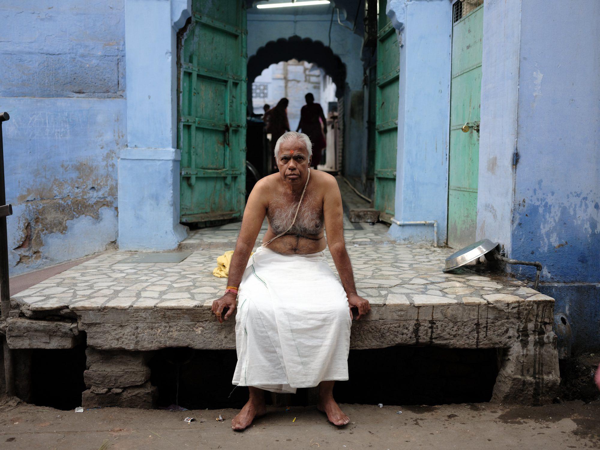 Jodhpur Blue City Travel Documentary Photography India Jose Jeuland 51