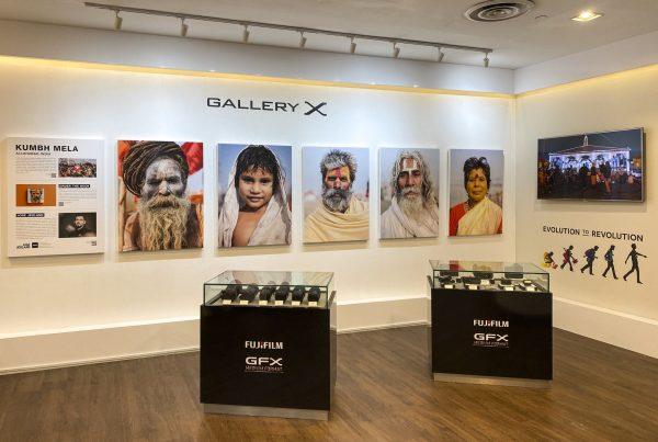 Photography Exhibition Kumbh Mela FUJIFILM Studio Singapore Jose Jeuland 8