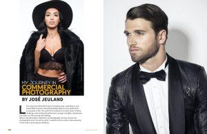 Lens Magazine commercial advertising fashion photographer beauty model black white Singapore 3