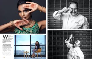Lens Magazine commercial advertising fashion photographer beauty model black white Singapore 5