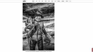 Dodho Photography Magazine Haenyeo Jeju Island Jose Jeuland 7