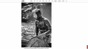 Dodho Photography Magazine Haenyeo Jeju Island Jose Jeuland 9