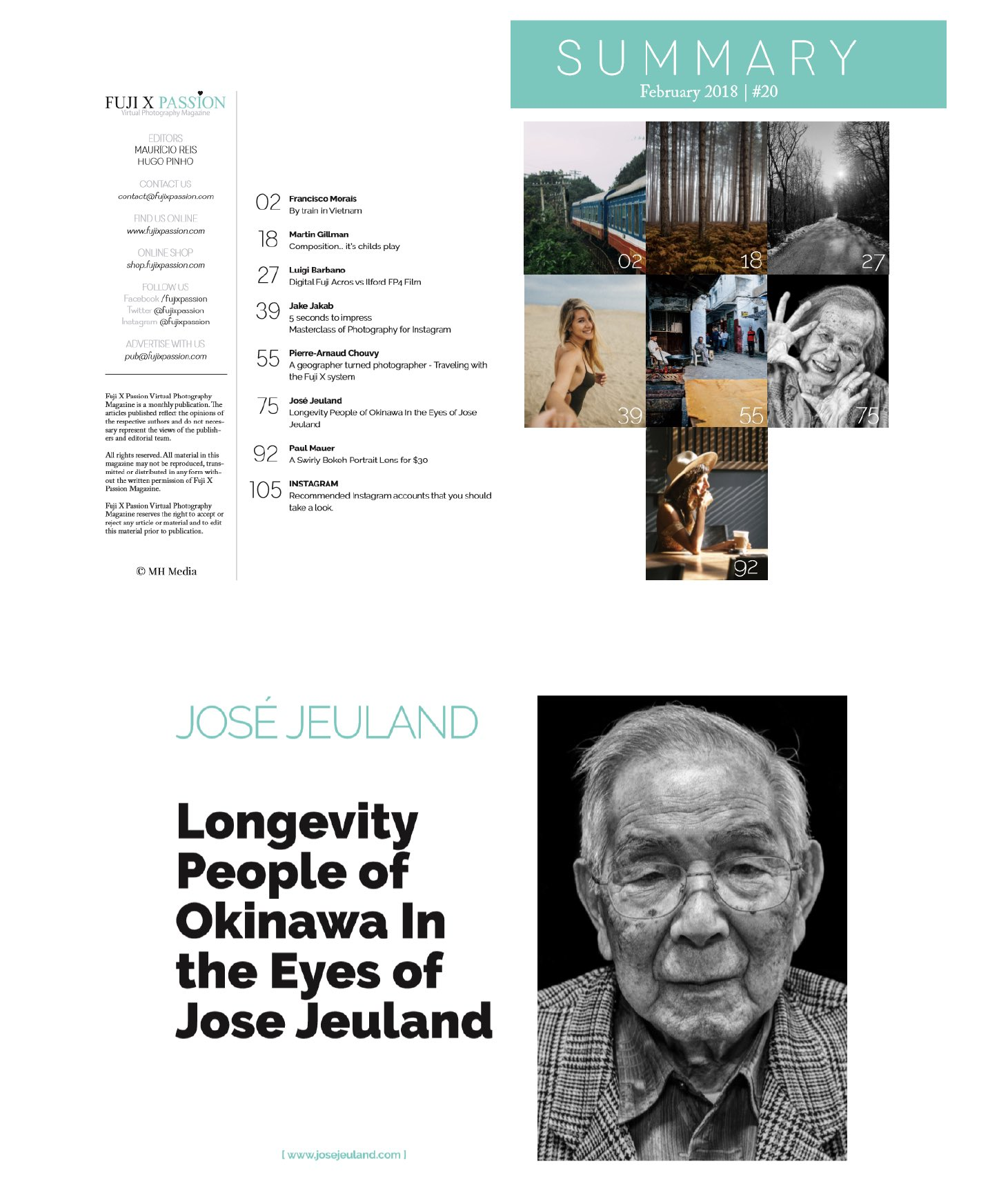 FUJI X Passion Longevity Okinawa Jose Jeuland 2