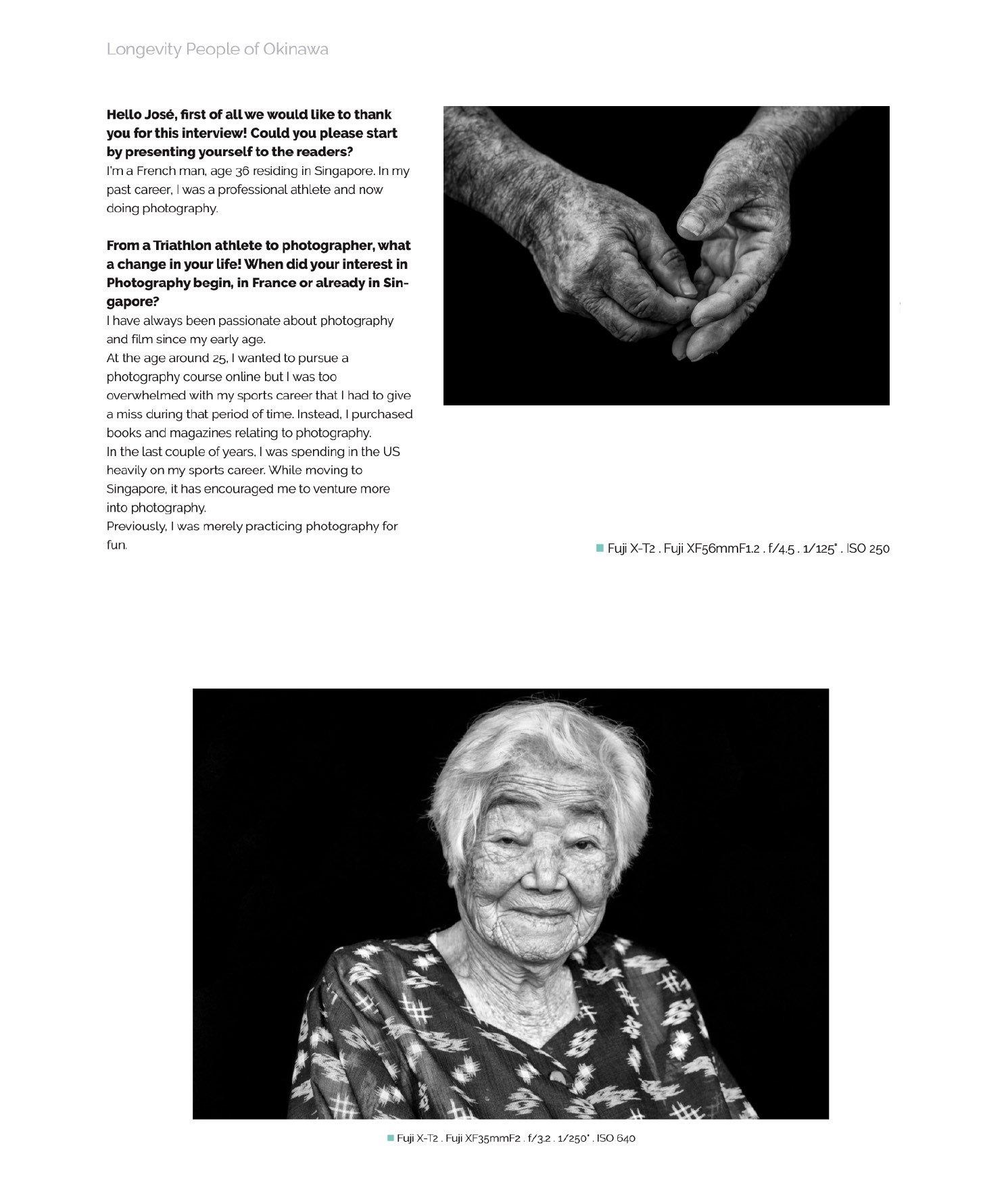FUJI X Passion Longevity Okinawa Jose Jeuland 3