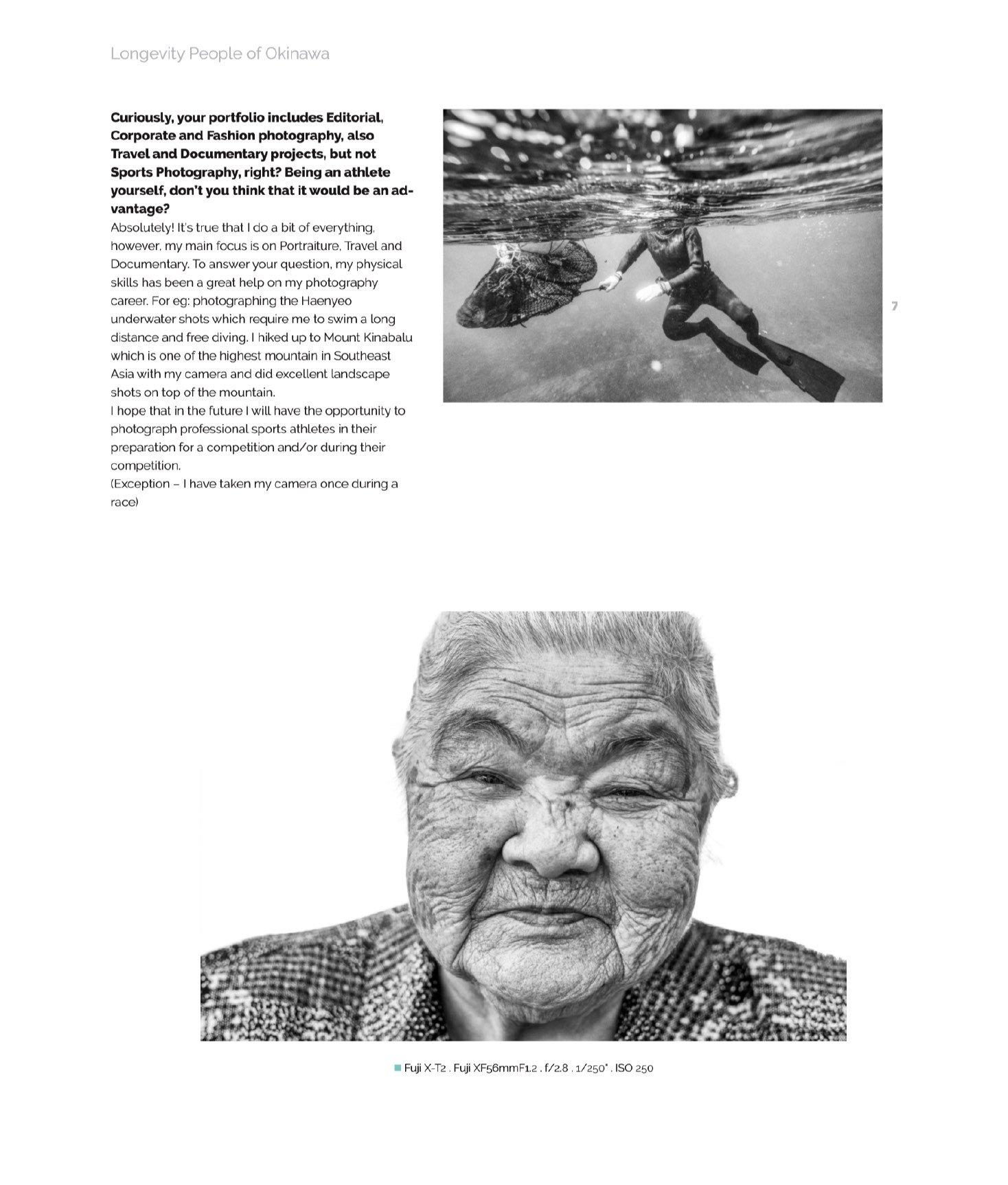 FUJI X Passion Longevity Okinawa Jose Jeuland 4