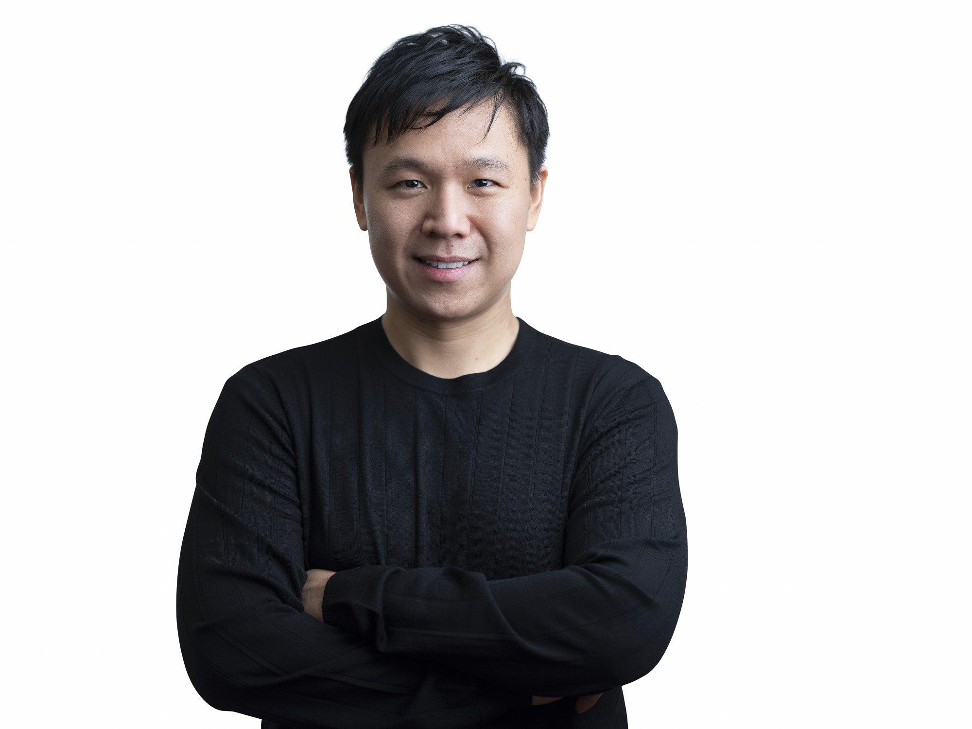 Headshot Photography White Background Portrait Photographer Singapore Jose Jeuland 1
