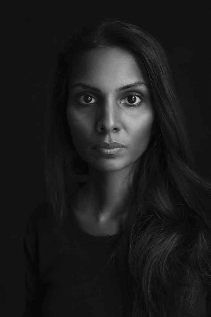 Black and White Portrait Photography Headshot Photographer Singapore Jose Jeuland 16