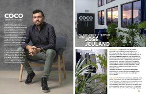 Lens Magazine Issue 83 COCO Creative Studio Photography Videography Services Singapore Jose Jeuland 2