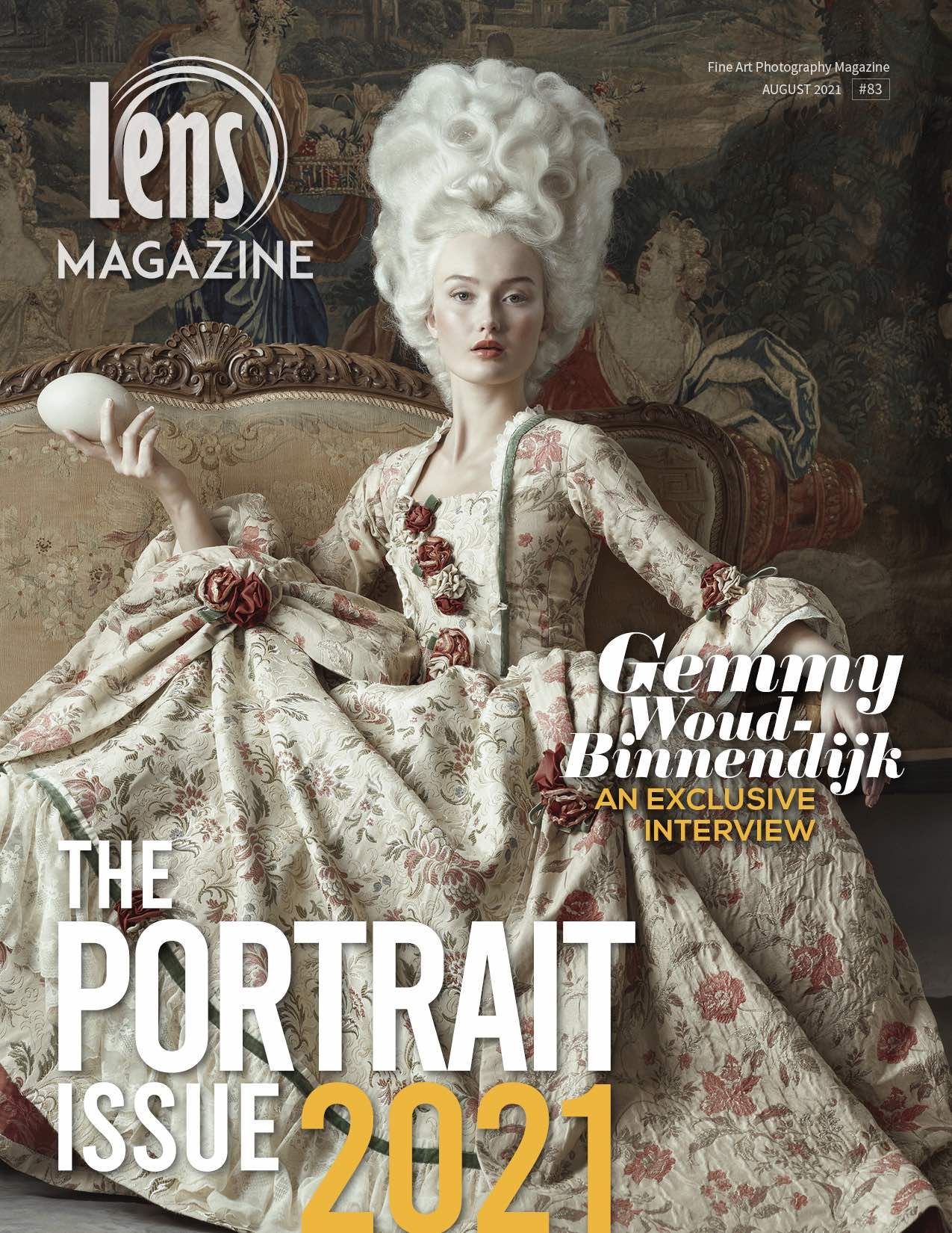 Lens Magazine Issue 83 Cover COCO Creative Studio Photography Videography Services Singapore Jose Jeuland 1